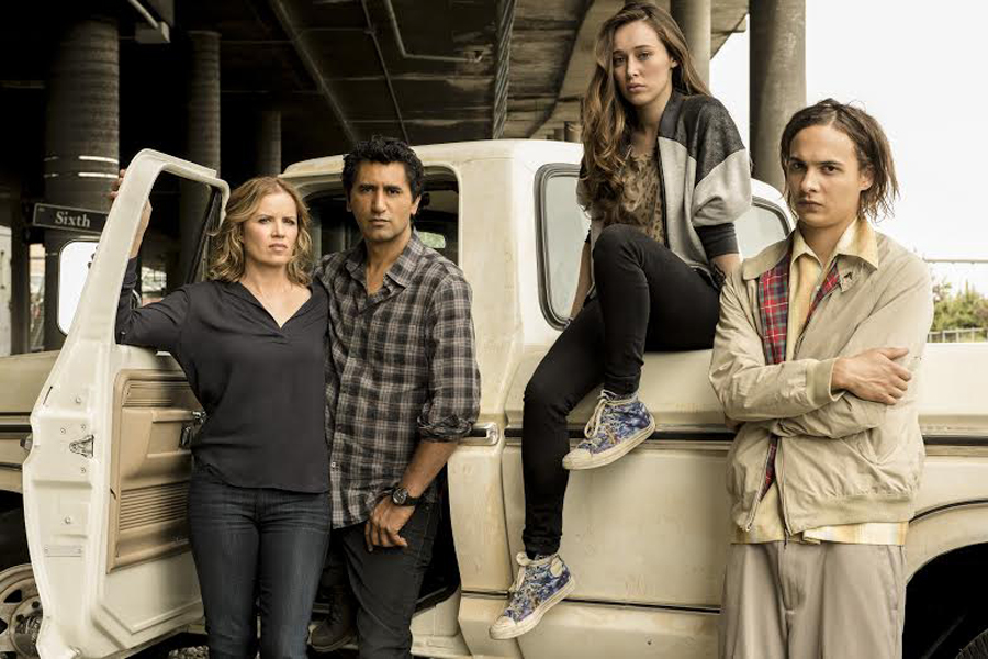 Seriál AMC Fear the walking dead