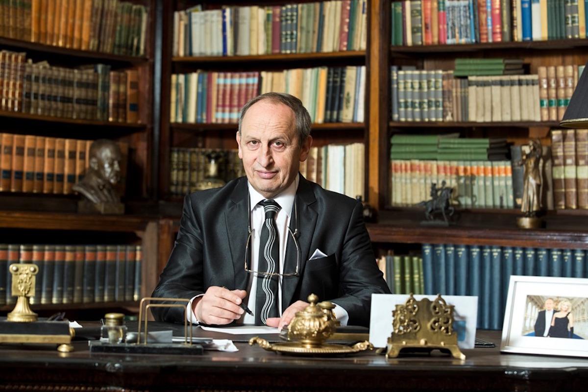 Jan Kraus v seriálu Atentát. Foto: TV Nova