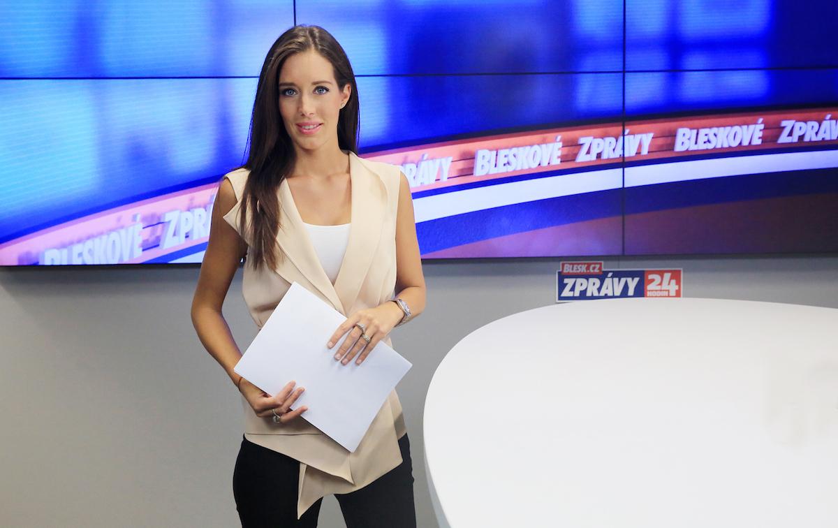 Bára Horáková. Foto: Daniel Černovský, Czech News Center