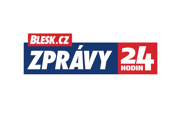 Logo nové zpravodajské sekce webu Blesku