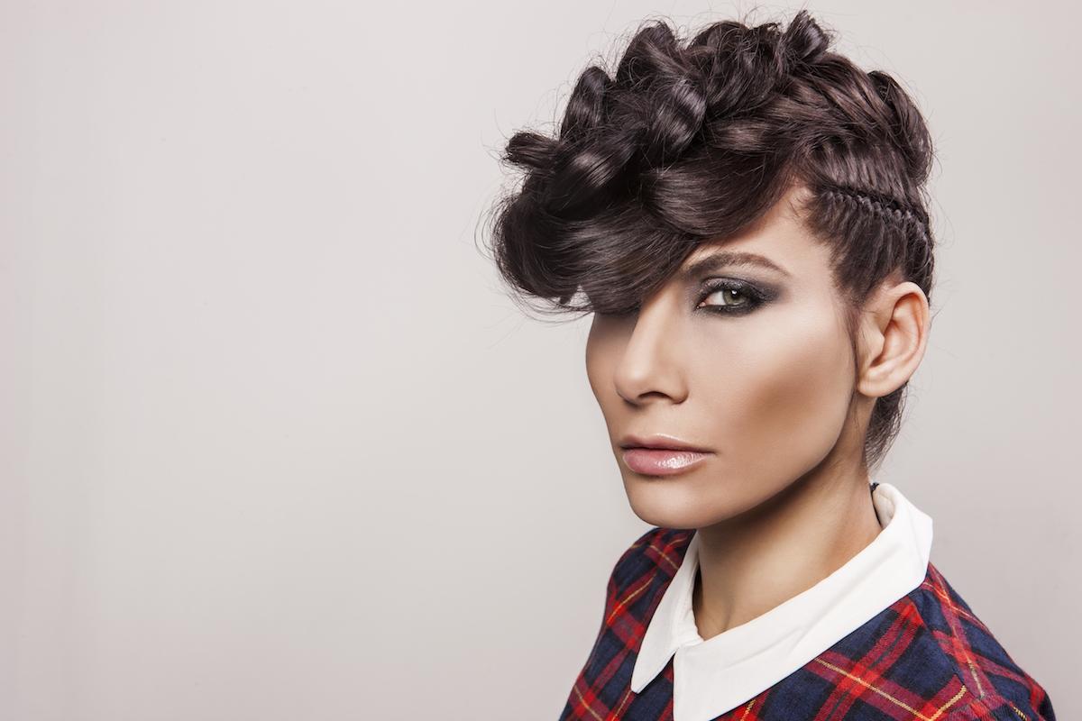 Eva Decastelo v pořadu New Look