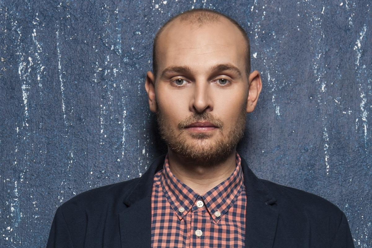 Tvůrce a producent pořadu New Look, kadeřník Honza Kořínek