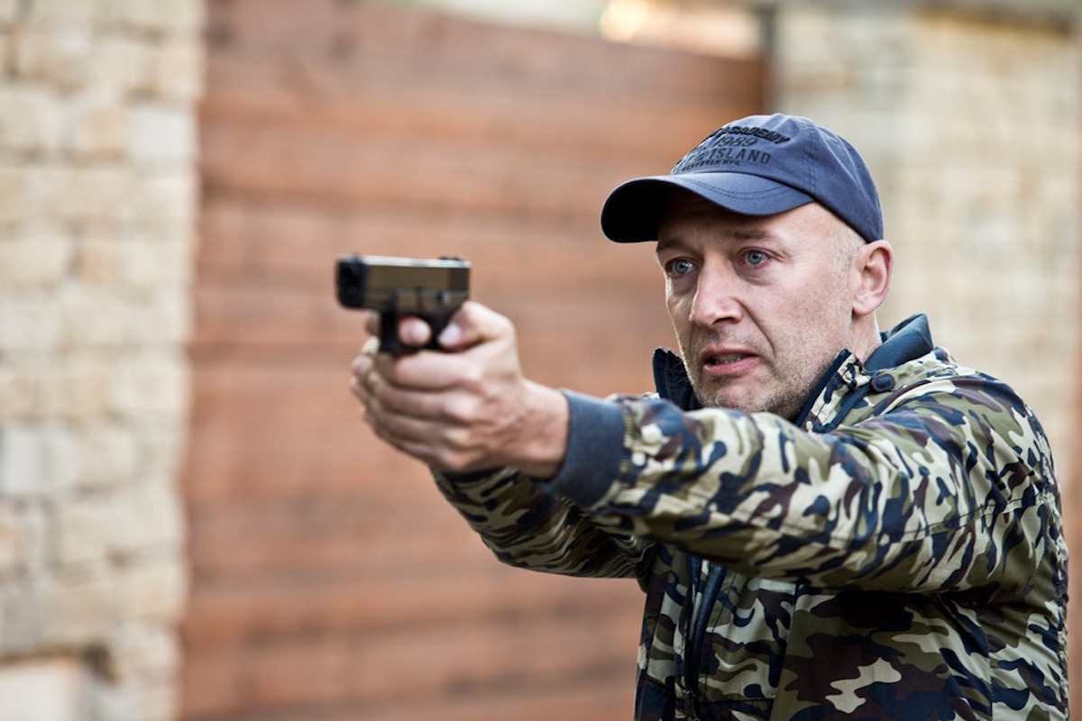Robert Jašków v seriálu Atentát. Foto: TV Nova