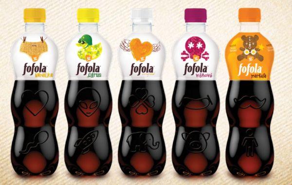 Označení lahví názvem Fofola nabídlo lidem další atrakci ke sdílení fotek