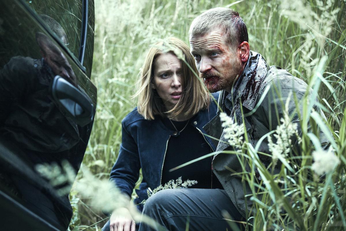 Gabriela Míčová a Matěj Hádek. Foto: HBO