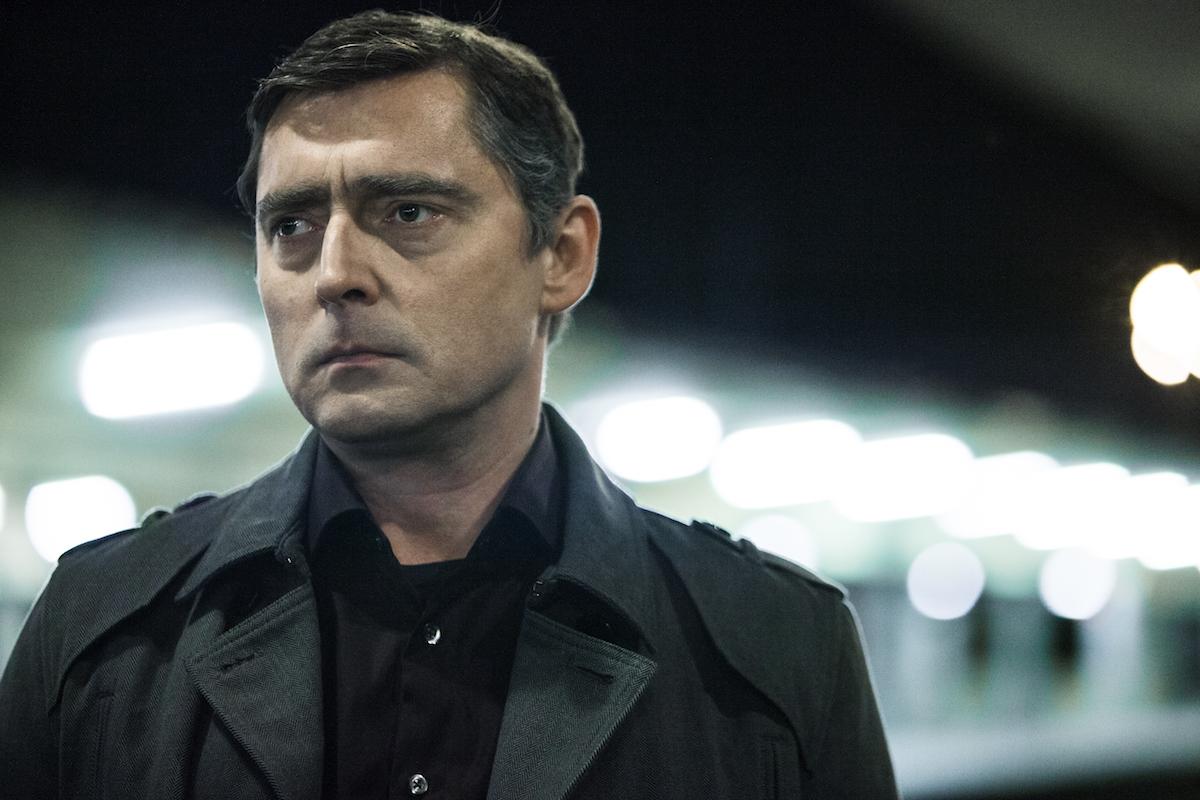 Jiří Vyorálek, známý z reklam Vodafonu či jako Gottwald z Českého století. Foto: HBO