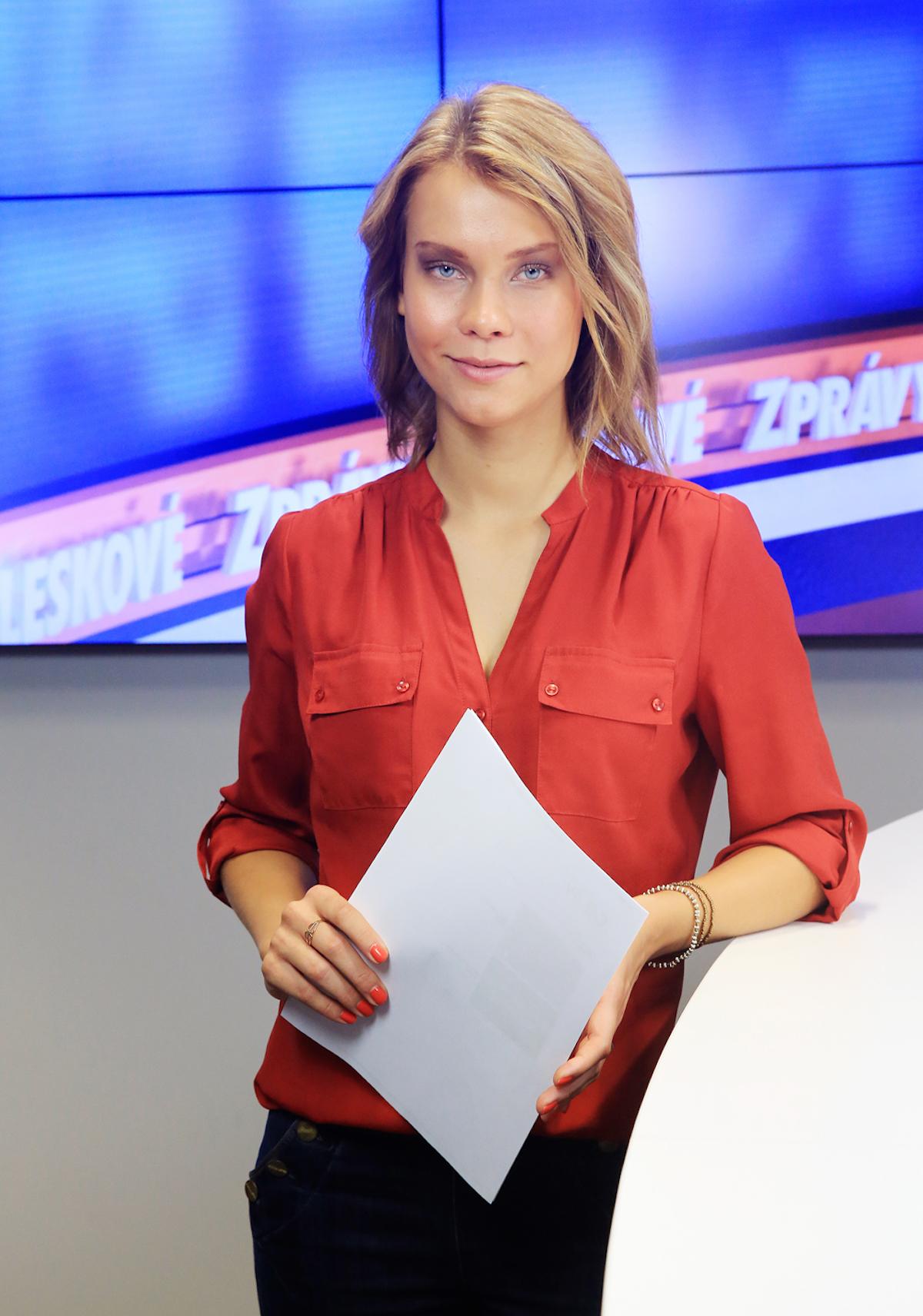 Markéta Volfová. Foto: Daniel Černovský, Czech News Center