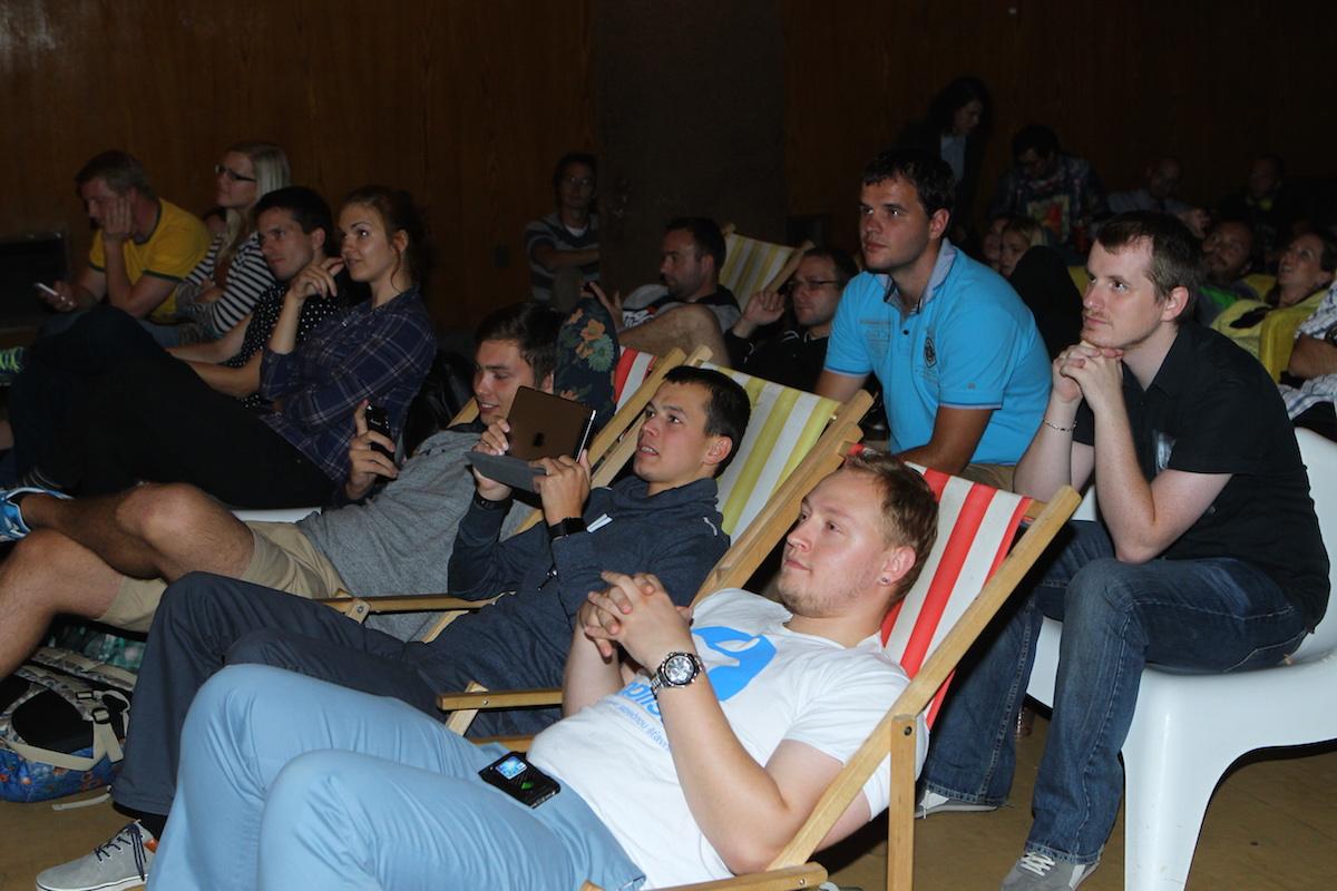 Publikum dvacáté AppParade