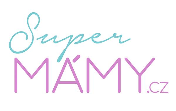 Logo webu Supermámy.cz