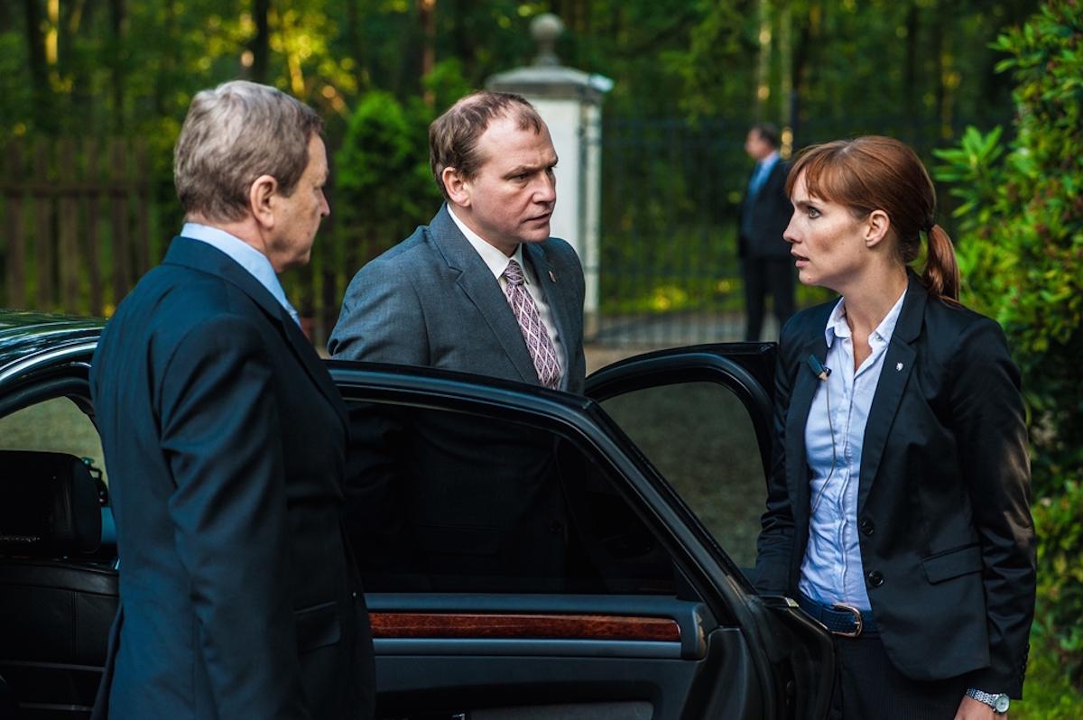 Hana Vagnerová v seriálu Atentát. Foto: TV Nova