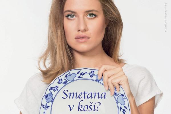 Emma Smetana bude moderovat v DV TV