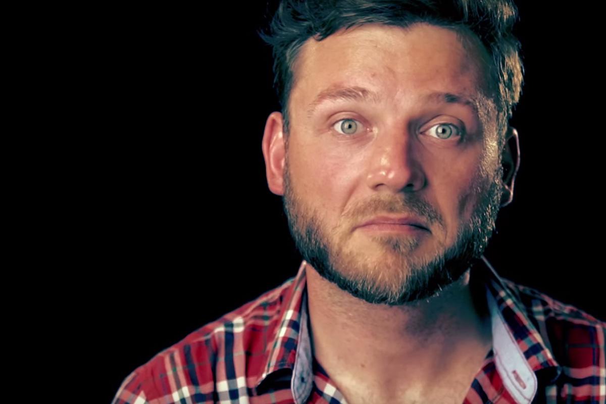 Petr Rubáš v náborové kampani Symbio