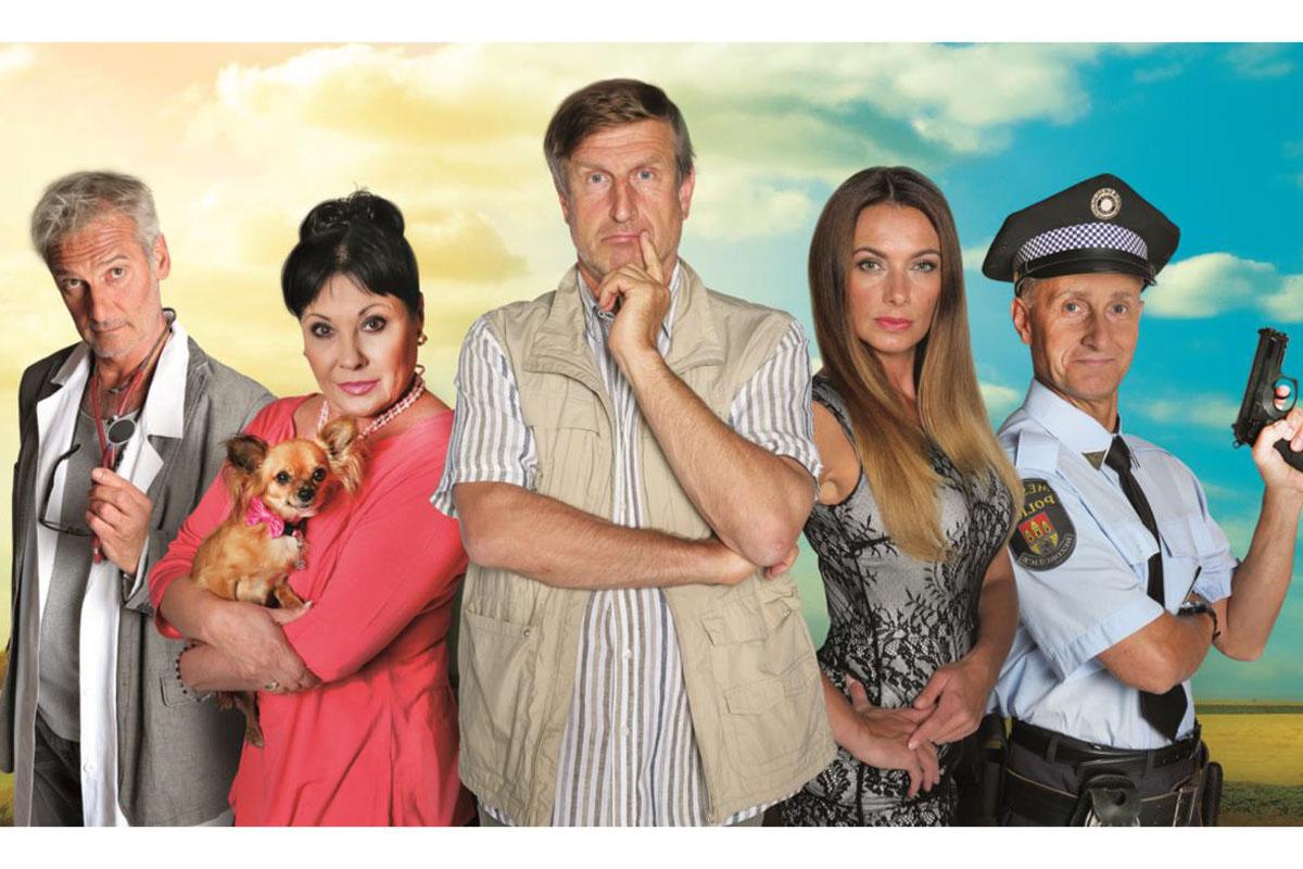 Nový seriál televize Barrandov Bezdružice