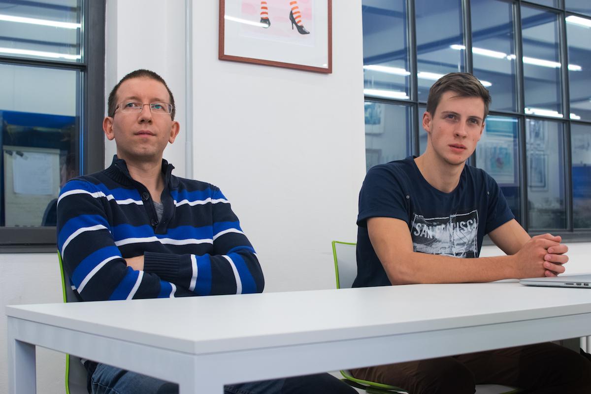 Návštěvníci AppParade Meet. Foto: Martina Votrubová