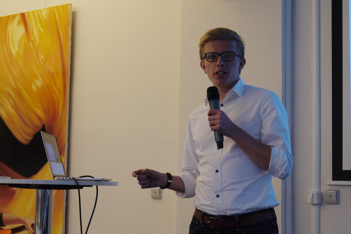 Jakub Hodboď z reklamní agentury Ogilvy Prague. Foto: Jan Marcinek, Flemedia