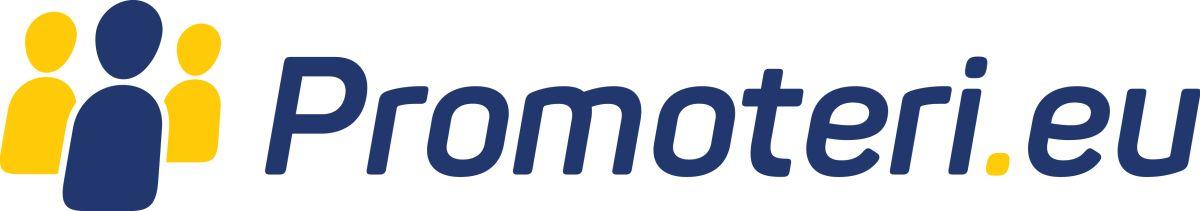 Nové logo Promoteri.eu