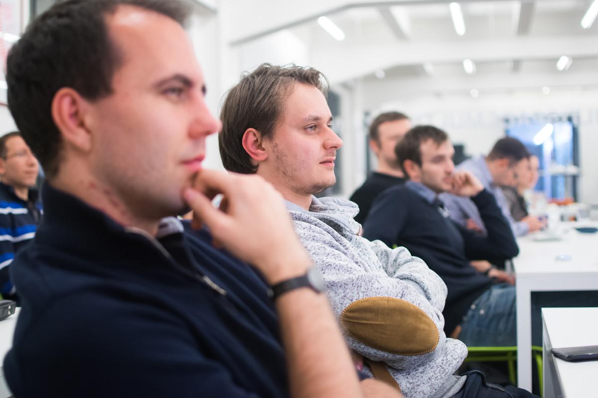 Příspěvky na AppParade Meet zaujaly. Foto Martina Votrubová