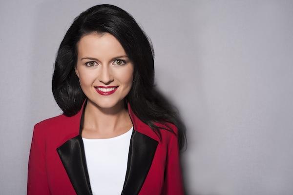 Aneta Savarová. Foto pro Českou televizi: Lenka Hatašová