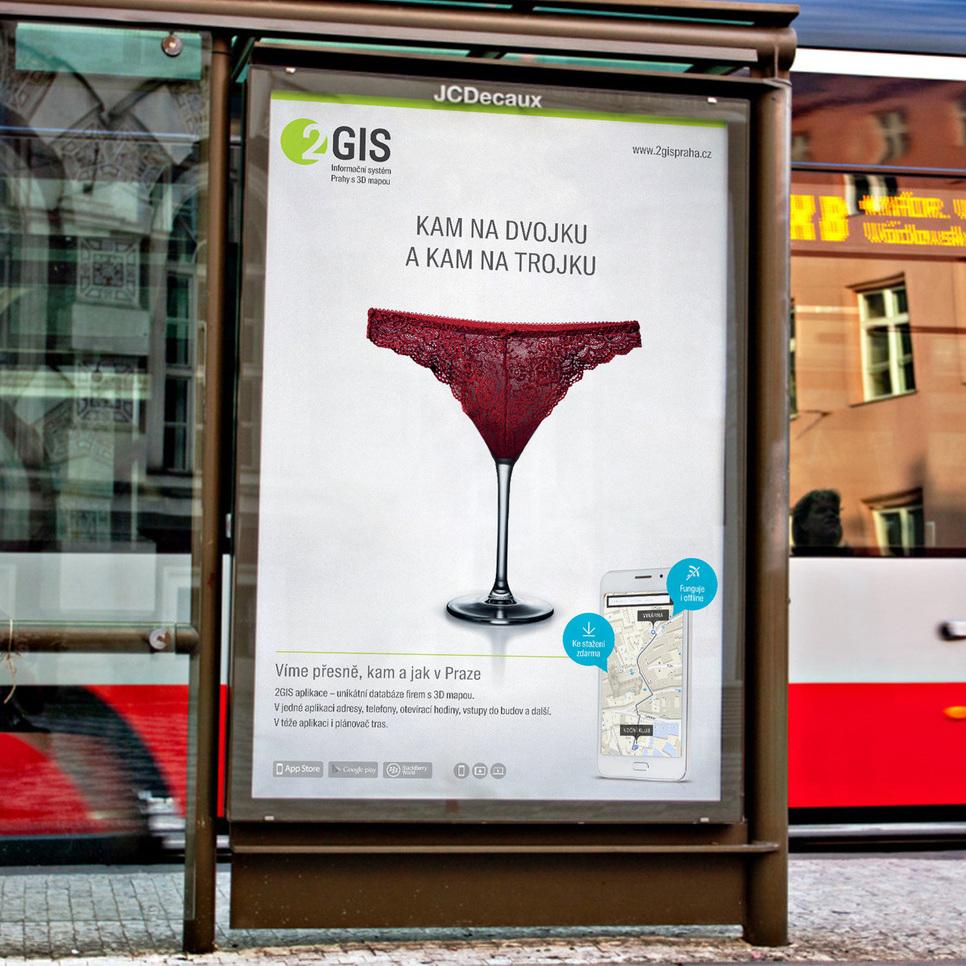 Kampaň 2GIS od Loosers