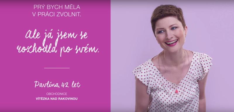 Kampaň Avonu #prybychmela