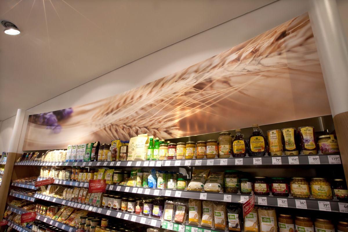 V prodejnách se objevily takzvané depoty. V tomto případě jde o depot zdravé výživy
