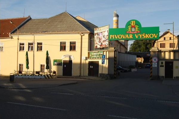 Dorland pracuje pro značky z pivovaru Vyškov