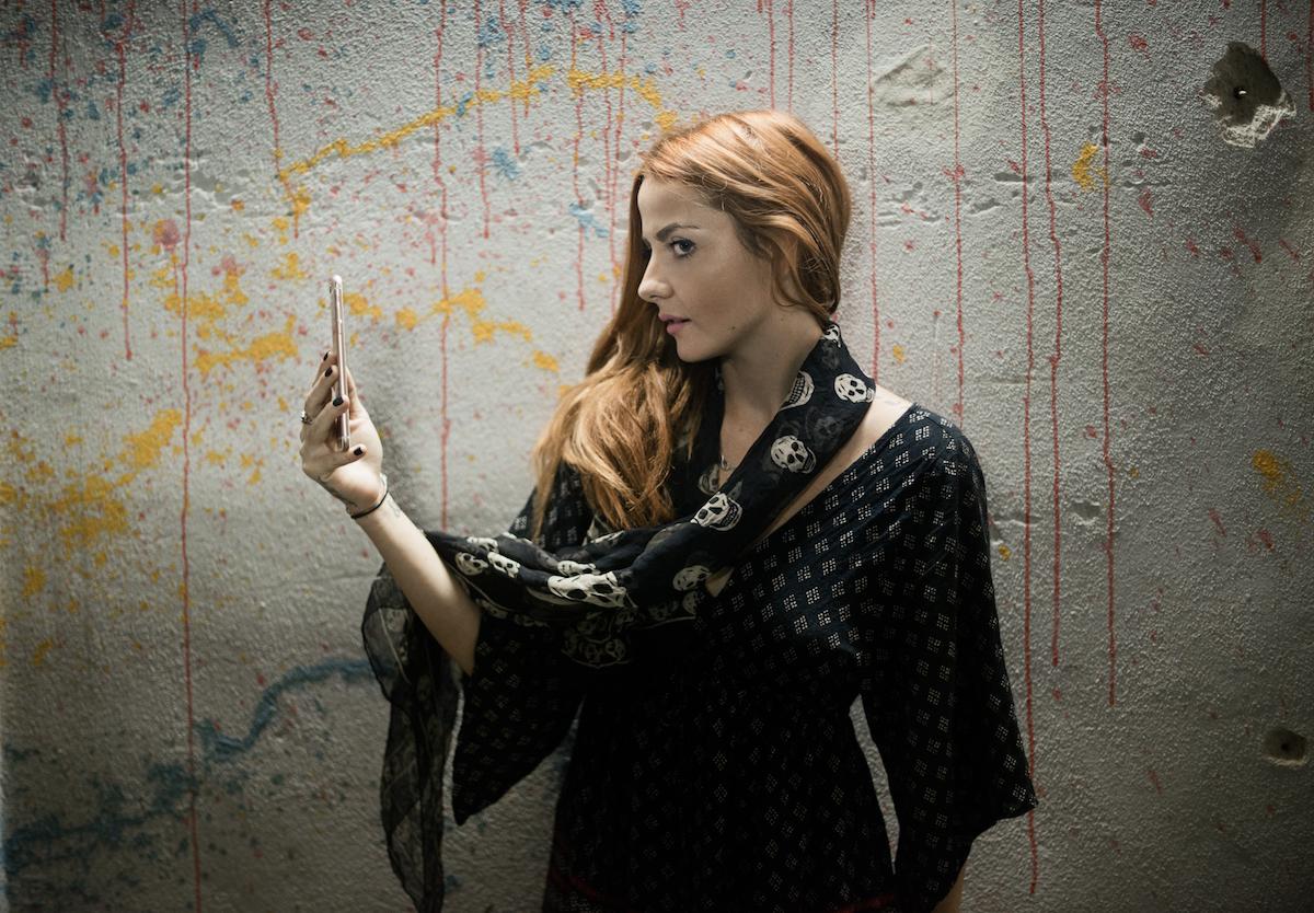 Eva Liba. Foto: David Bruner
