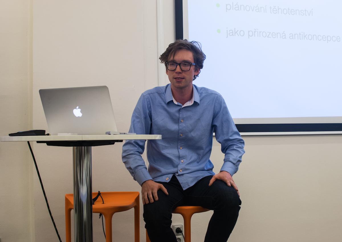 Matěj Kašpar Jirásek, hlavní vývojář brněnského studia X Production. Foto: Martina Votrubová