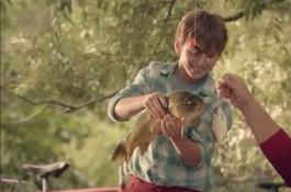 Kaufland se inspiroval rybařením a sbíráním hub
