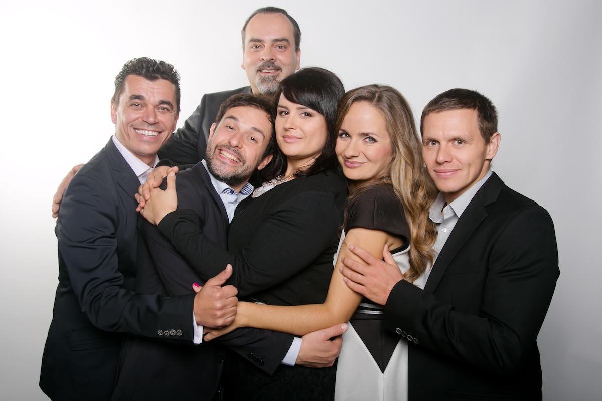 Skečová show Kredenc. Foto: TV Nova