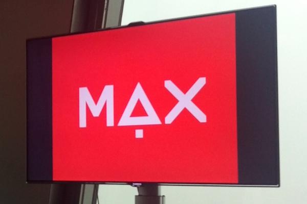 Logo stanice Prima Max