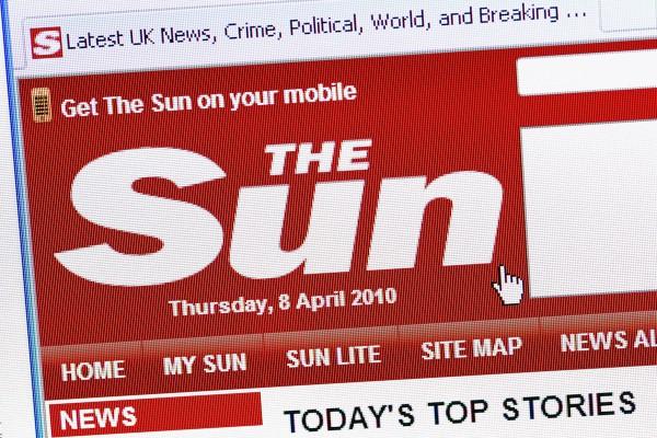 Britský The Sun ruší zpoplatnění webu