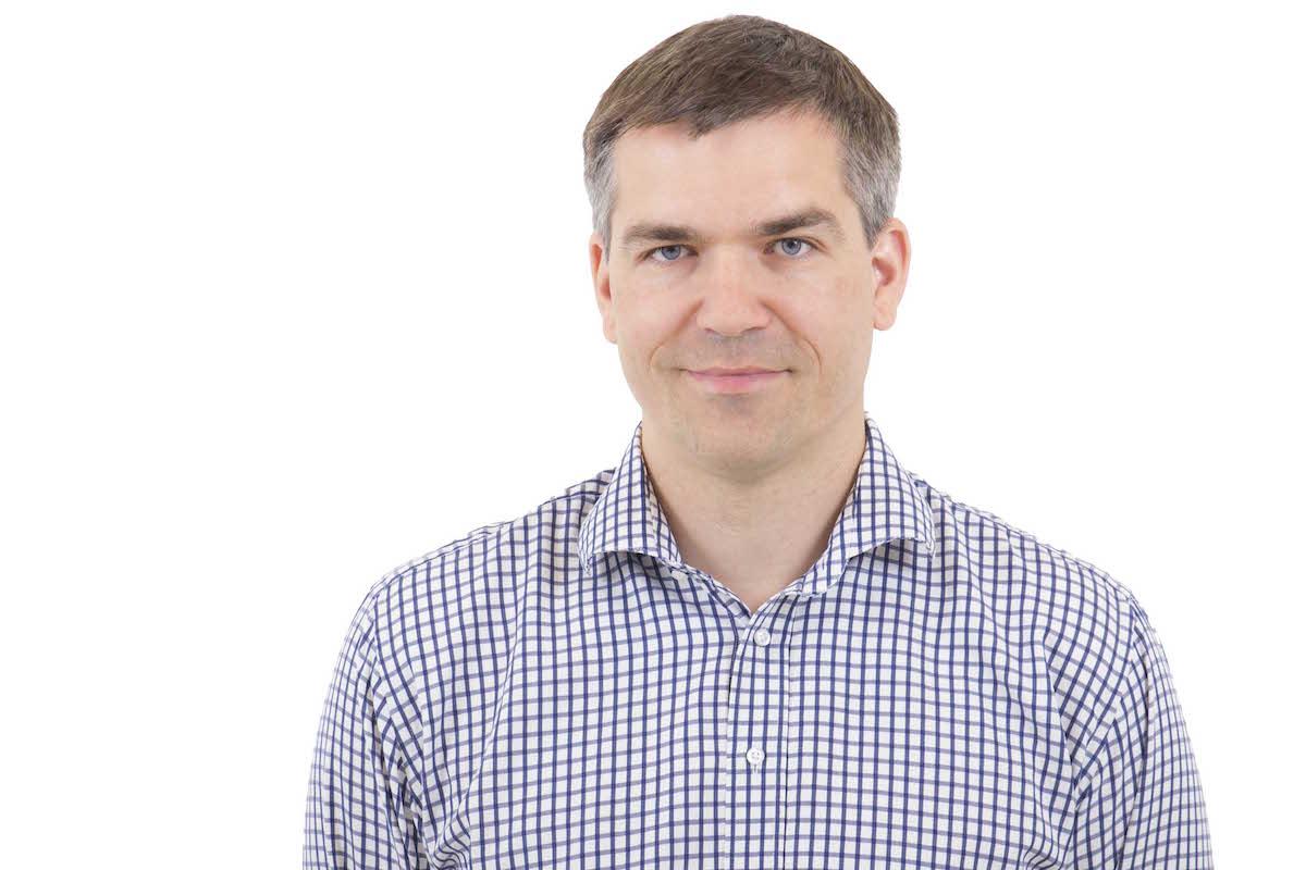 Rostislav Starý z PR.Konektoru