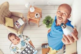 RWE začala pronajímat úsporné žárovky