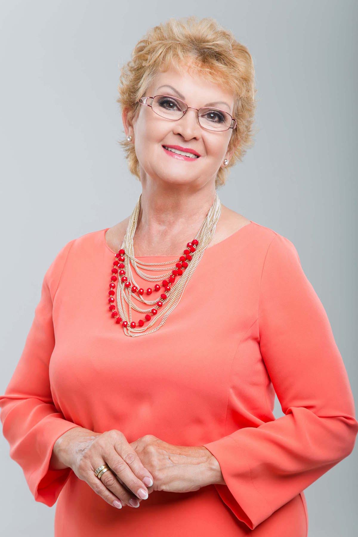 Gizka Oňová v reality show Svokra. Foto: TV Nova