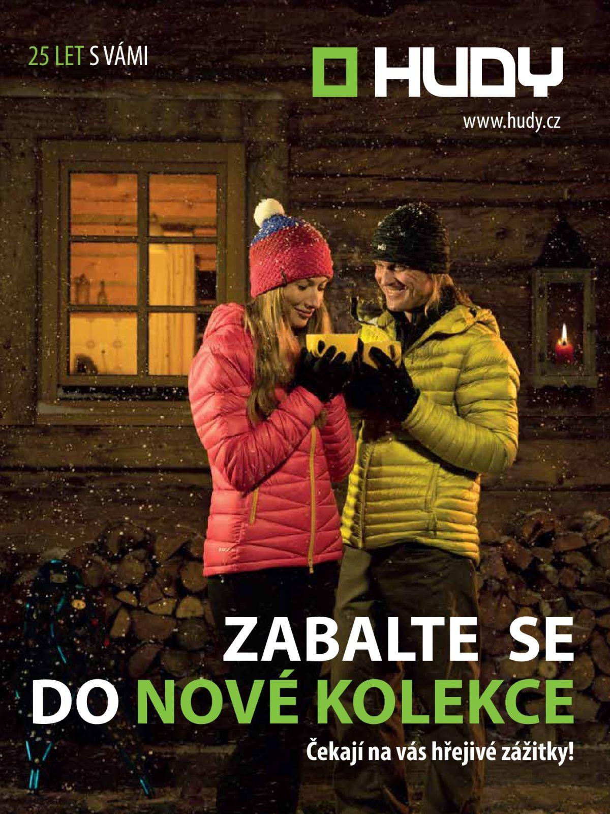 Kampaň představí zimní kolekci