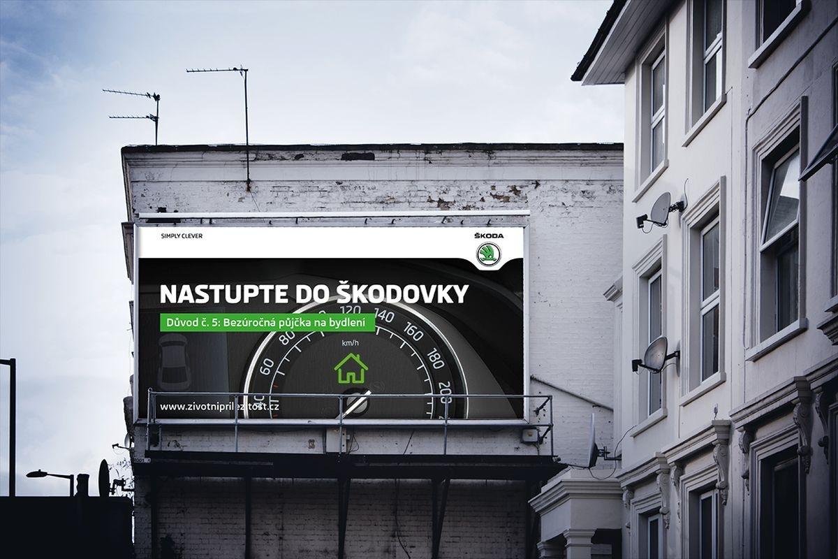 Náborová kampaň Škoda Auto