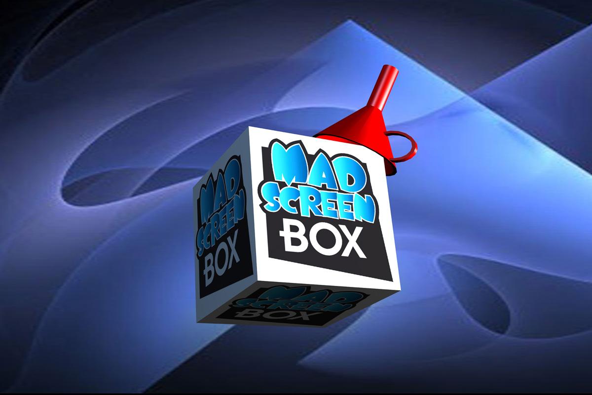 Interaktivní hra MadScreen Box