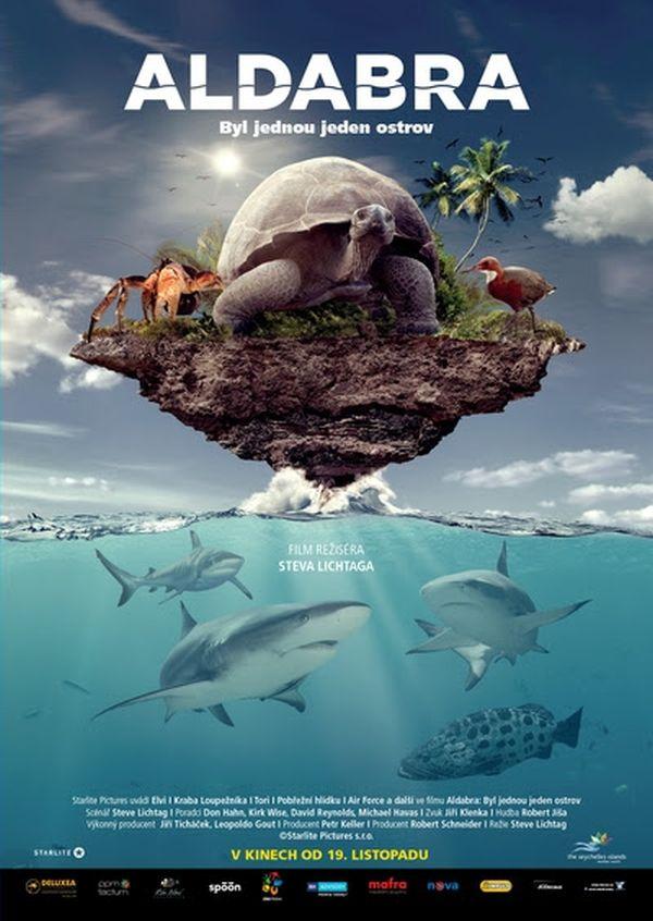 Aldabra jde do kin