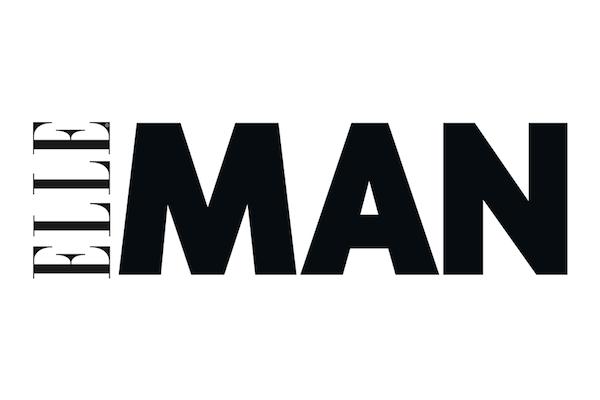 Logo časopisu Elle Man