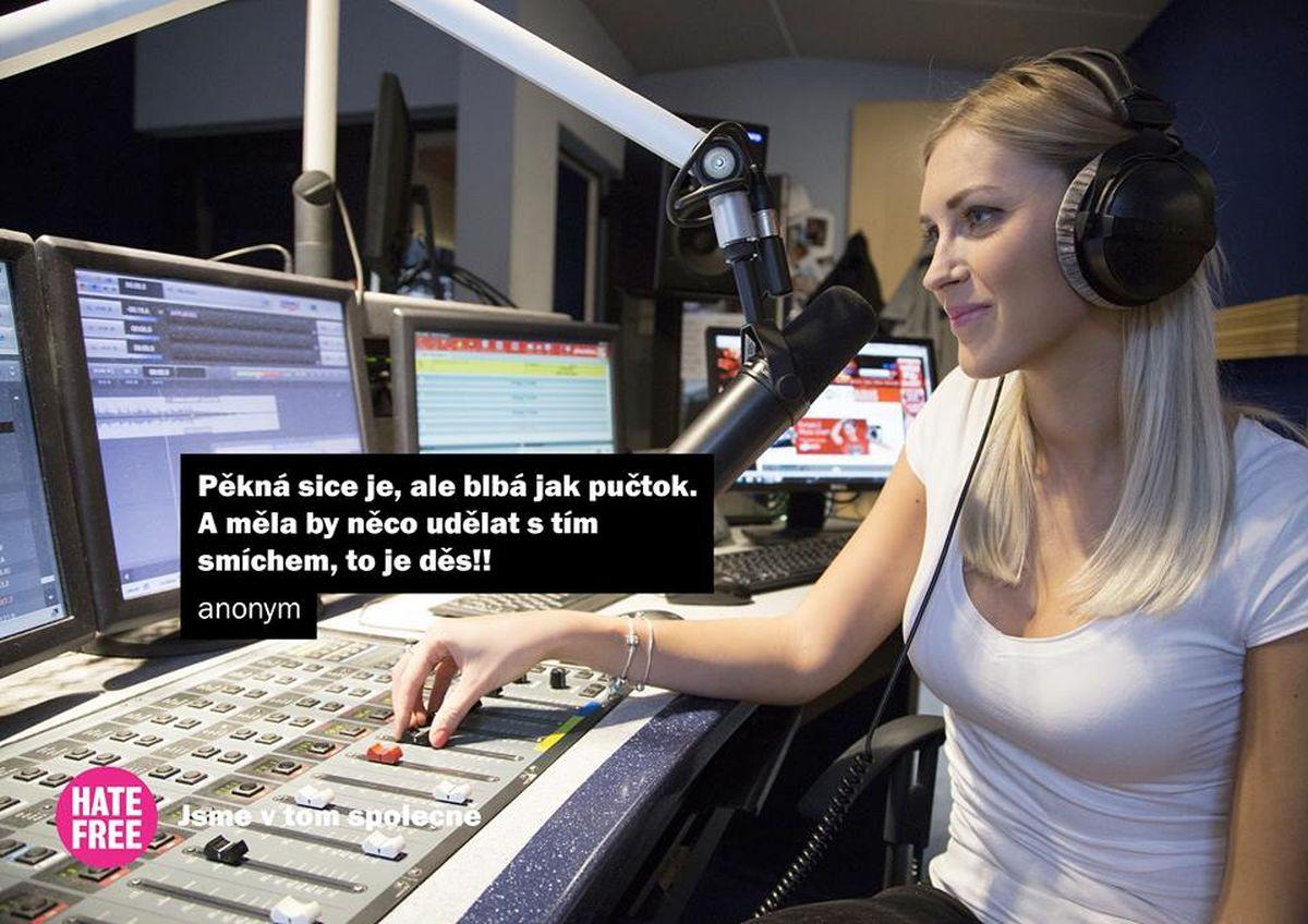 """Zorka Hejdová a její """"hejt"""""""
