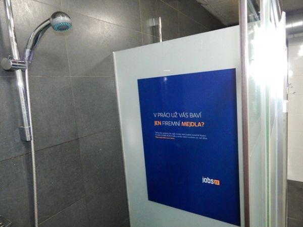 Kampaň Jobs.cz obměňovala sdělení podle konkrétního místa