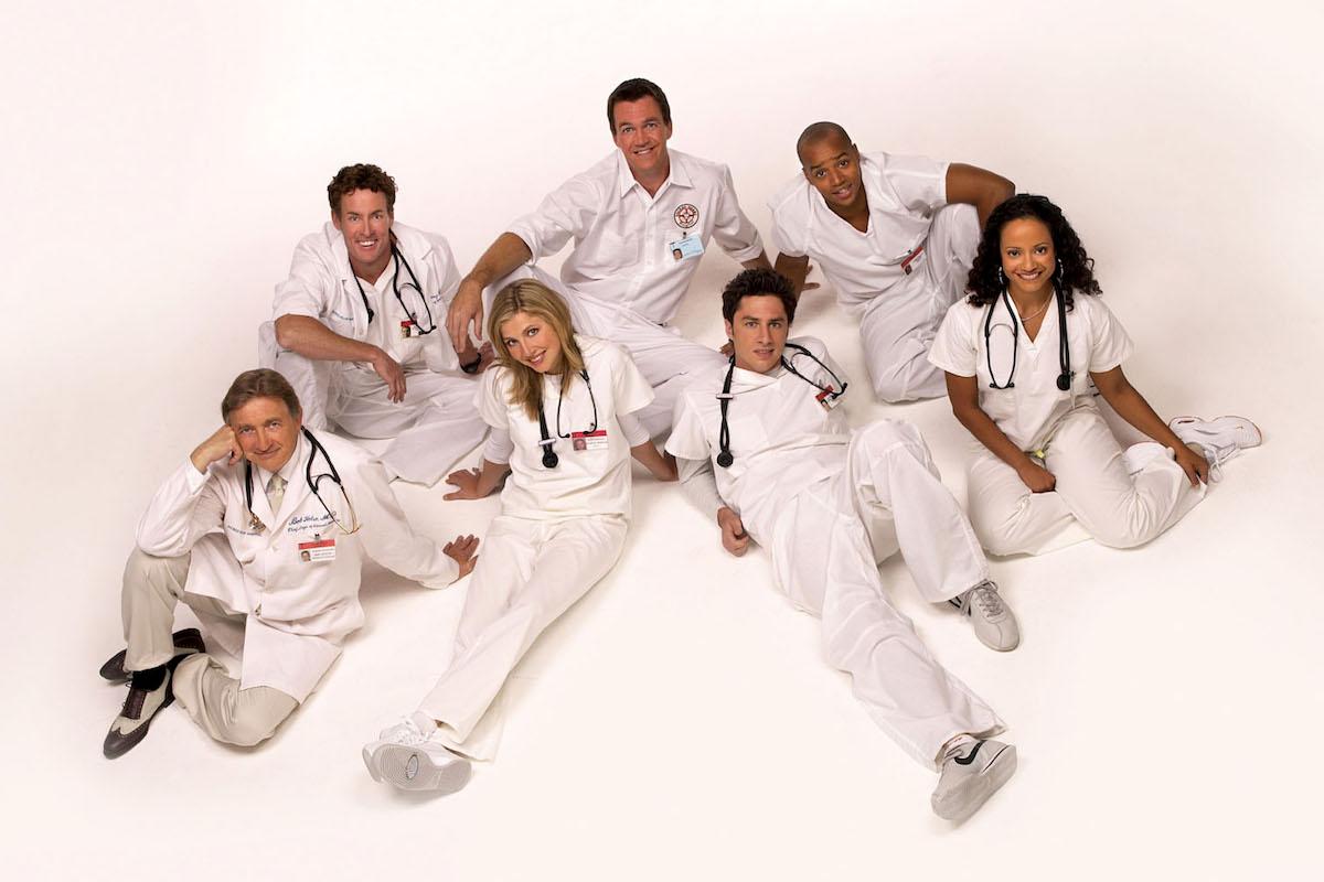 Prvním pořadem Primy Comedy Central bude seriál Doktůrci (Scrubs). Foto: TV Prima