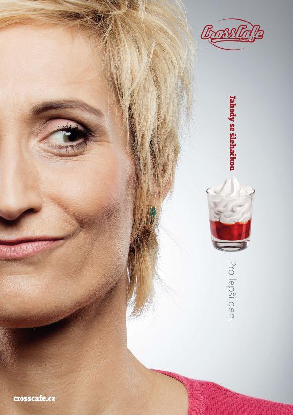 Kampaň Crosscafe k uvedení nápoje pikolo