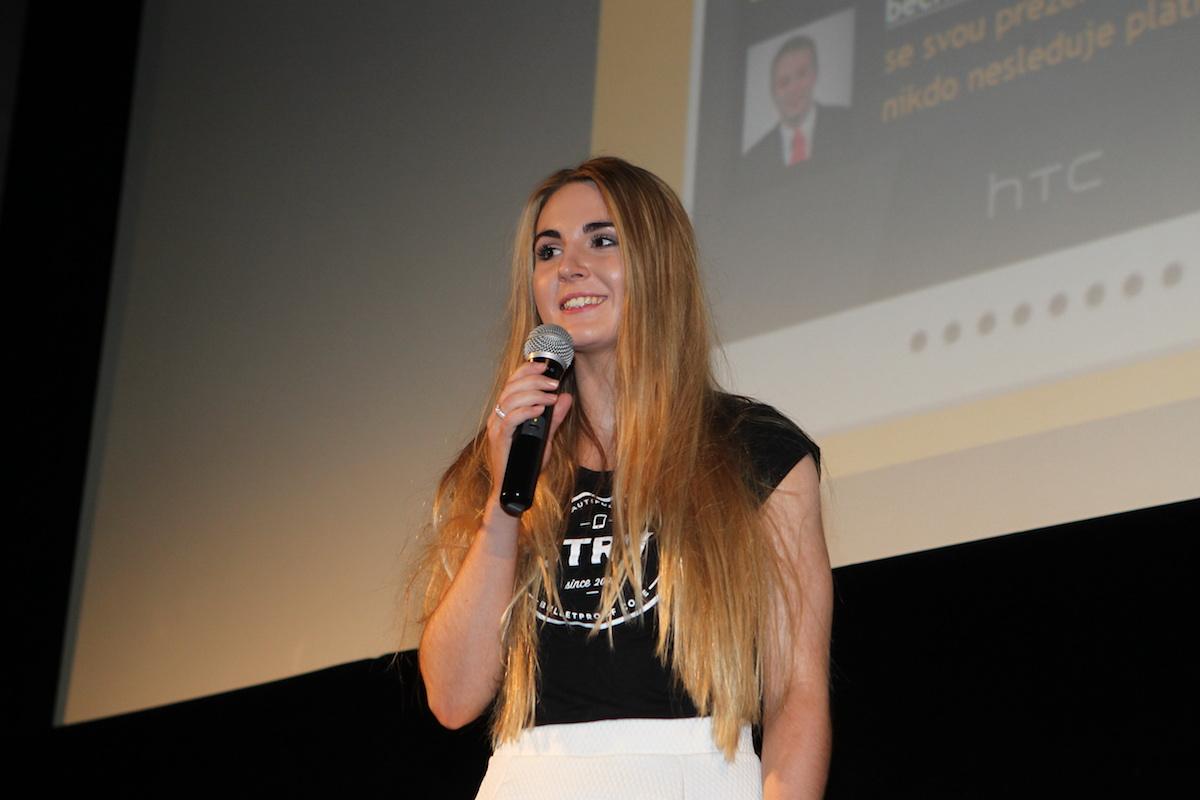 Carrie Krabes z Strv
