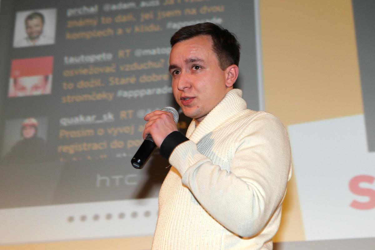 Jan Frič přišel za HTC
