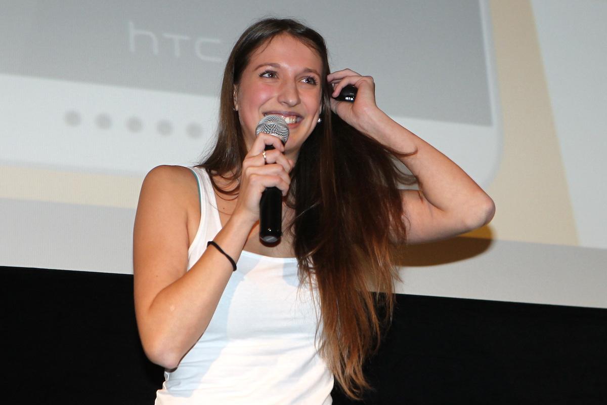 Barbora Suchanová přišla představit své Kalorické tabulky