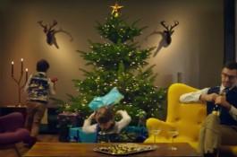 Vánoční kampaň Allianz je na životní pojištění