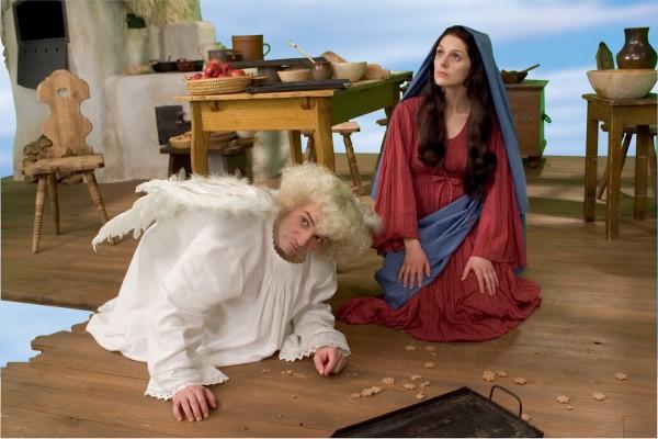 Strach s ČT natáčí pohádku Anděl Páně 2