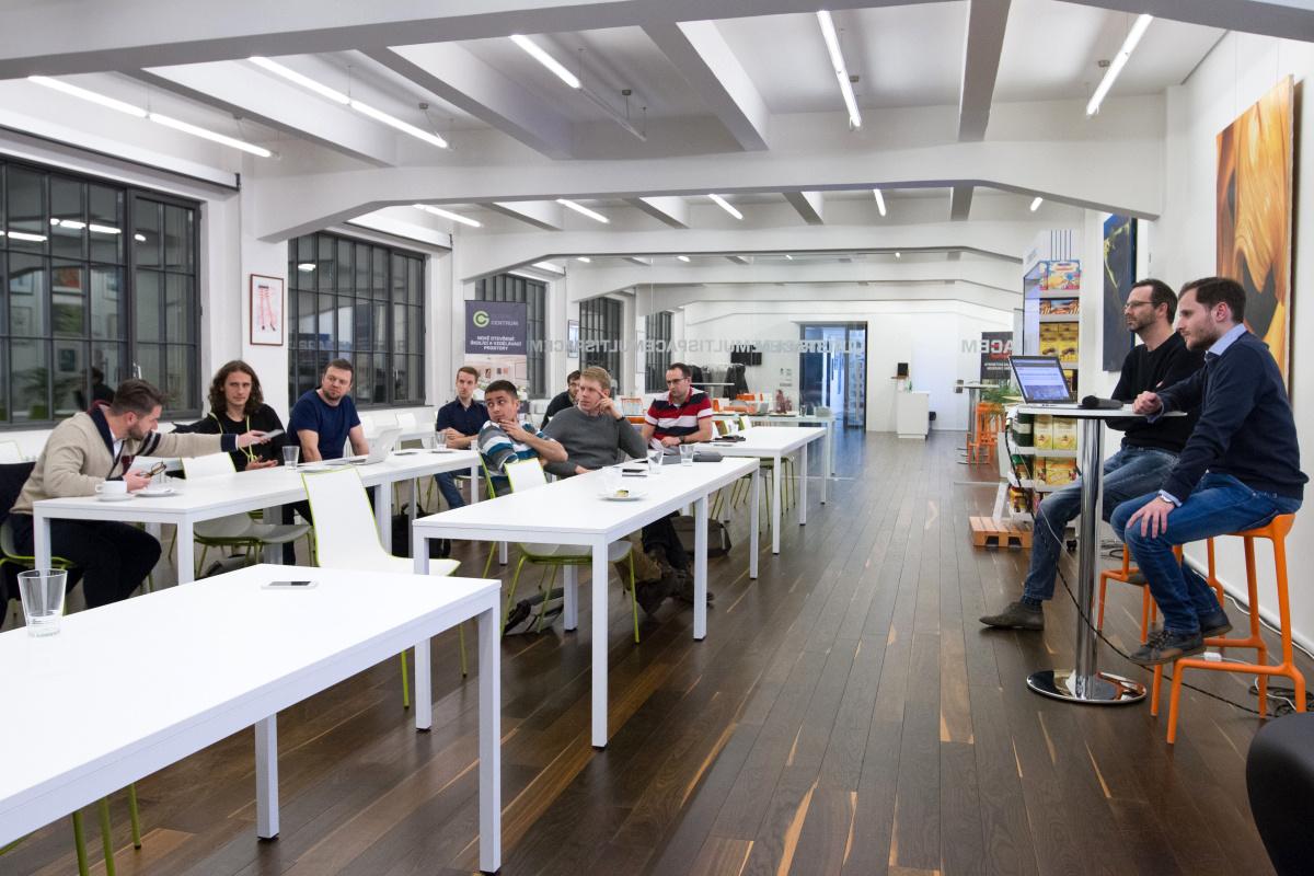 I čtvrté setkání AppParade Meet přineslo plodnou diskusi. Foto: Zuzana Tomková